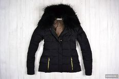 Versace Collection - Marmot Fur & Down Jacket