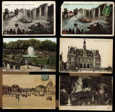 superb lot of 570 cpa, cpsm or photo cards dept 78 Versailles