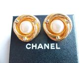 Check out our Chanel - Pearl vintage clip earrings
