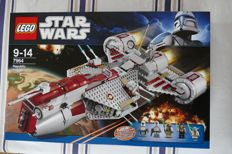 Star Wars - 7964 - Republic Frigate
