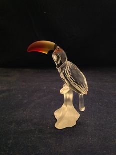 Swarovski – Toucan with red/yellow beak