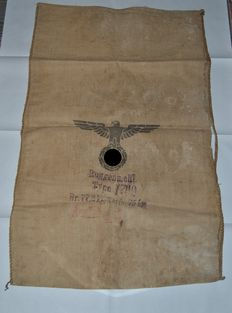 Food bags, World War II, Germany
