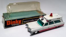 Dinky Toys - Scale 1/43 - Superior Cadillac Ambulance No.288