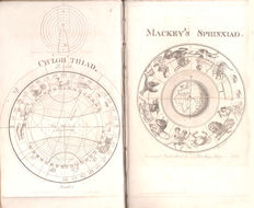 Sampson Arnold Mackey - The mythological astronomy of the ancients demonstrated - 1826