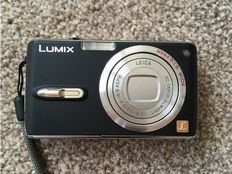 Panasonic Lumix FX07 Digital Camera