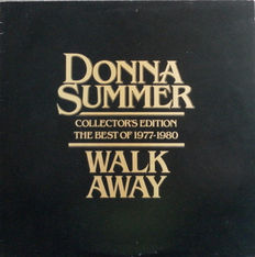Donna Summer Exclusive Collection 11 LP's and 3 Double Albums.