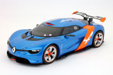 Norev - Scale 1/18 - Renault Alpine A110-50 2012 - Blue