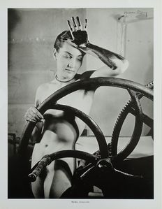 2 x Man Ray - Untitled  (1930) & Erotique Voilee (1933)
