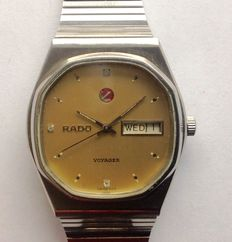 Rado Voyager automatic men's watch, 1970s, in good condition