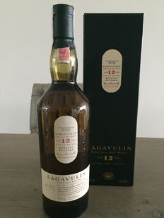 Lagavulin 12 years old - 3rd Release cask strength 2003