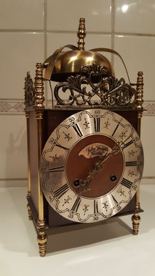 Brocante John Tompion table clock with FHS movement