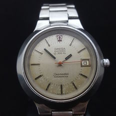 "<em class=""cw-snippet-hl"">Omega</em>  Seamaster Electronic f300 Hz Chronometer mens watch 1960's"