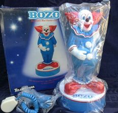 Bozo the Clown - Bozo the Clown phone - 31 cm x 17 cm - ca. 1988