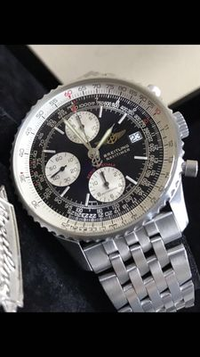 Breitling Navitimer Fighters Chronograph A13330 - Men's Wristwatch