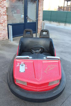 IHLE Bumper car from the fairground