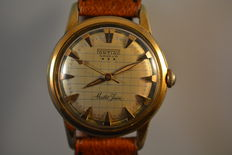 Pontiac Nageur Maillot Jaune - vintage men,s watch from 1960,s
