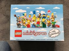 Collectible Minifigures - 71005 - The Simpsons Series 1 - Complete box of 60 bags