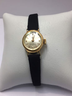"Lip women's watch in gold """"no reserve price"""""