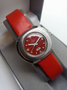 CINY LUXE - Swiss made - Women's wristwatch - 1970/80s