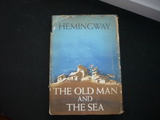 Ernest Hemingway -The old man and the sea - 1953