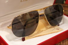 Cartier - Sunglasses - Unisex -New Old Stock