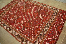Hand-knotted Persian kilim - Shylky - 240 x 160 cm -