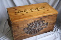 Old garage trunk H-D printed
