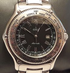Ebel Voyager World Time – Men's watch