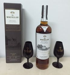 Macallan Boutique Collection 2016 Limited Edition Cask Strength -Exclusively Release for Macallan Boutique Taiwan