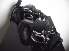 2 Nikon bodies F50 and F401x without lenses