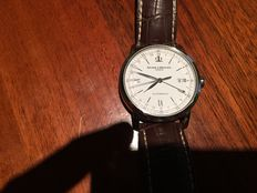Brand: Baume & Mercier, men's watch, automatic movement. Bought in February 2015.