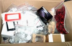 Great box with many new electric guitar parts and pickups !