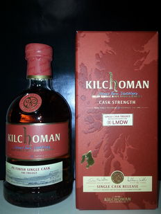 Kilchoman PX Single Cask Trilogy LMDW