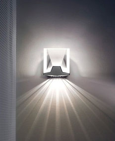 Ettore Cimini for Lumina – wall light Aurora