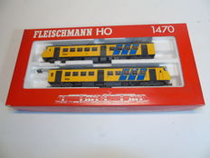 Fleischmann H0 - 1470 – 2-piece train unit 'Sprinter' of the NS