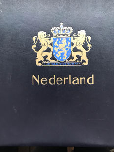 Nederland 1852/1969 - Collectie in Davo album