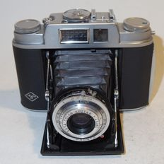 Agfa Isolette L - late 1950s