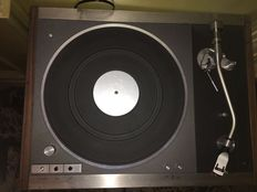 A complete Hi-fi system Toshiba record player + amplifier + tuner