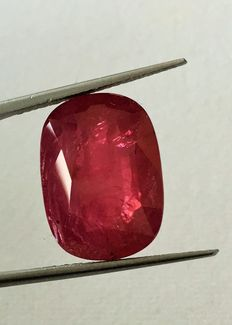 Ruby - 15,66 ct.