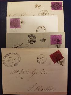 Papal States, 1868