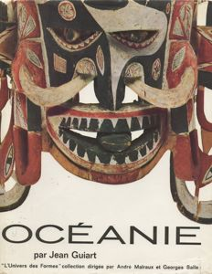 7 publications on Oceanic Art. 1963 - 1989
