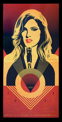Shepard Fairey (OBEY) - Noise 2LP, feat. Moby