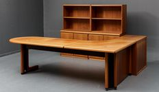 Dans furniture manufacturer - Office set in cherry