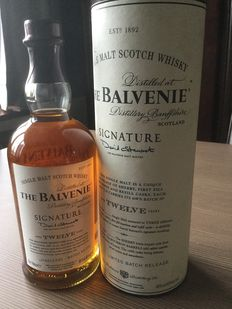The Balvenie Twelve - Batch 002