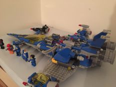The Lego Movie - 70816 - Benny's Spaceship, Spaceship, SPACESHIP!
