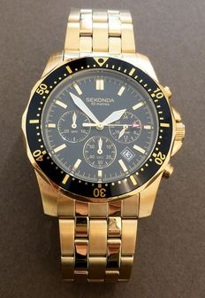 Sekonda Men's Chronograph Wristwatch - 2016