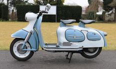 Puch - SR 150cc Scooter - 1961