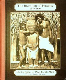 6 books on early photography in mainly Oceania and New Guinea 1988 - 2015