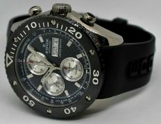 Edox – Spirit of Norway – Men's chronograph wristwatch.
