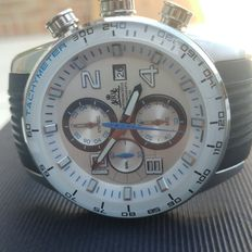 Rothenschild stream rs-1001-bl chronograph – men's wristwatch